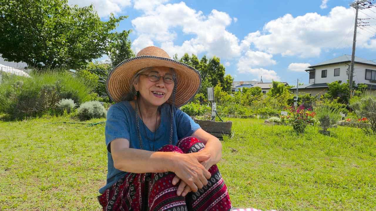 画像: 西川さんは、ソーラークッキング歴20年以上の大ベテラン。