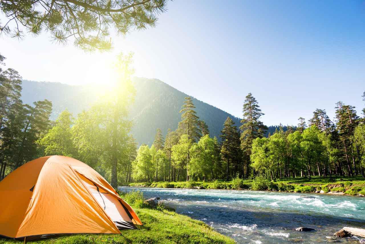 画像: ワンタッチ・ポップアップテントおすすめ10選 設営が簡単でキャンプ初心者にも◎ - ハピキャン キャンプ・アウトドア情報メディア