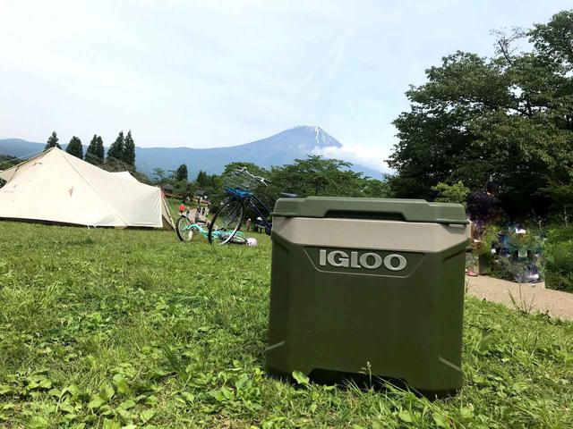 画像: イグルー(IGLOO)のクーラーボックスはまるでアウトドア冷蔵庫♪我が家の大型クーラーの使い方テクニックを紹介 - ハピキャン|キャンプ・アウトドア情報メディア
