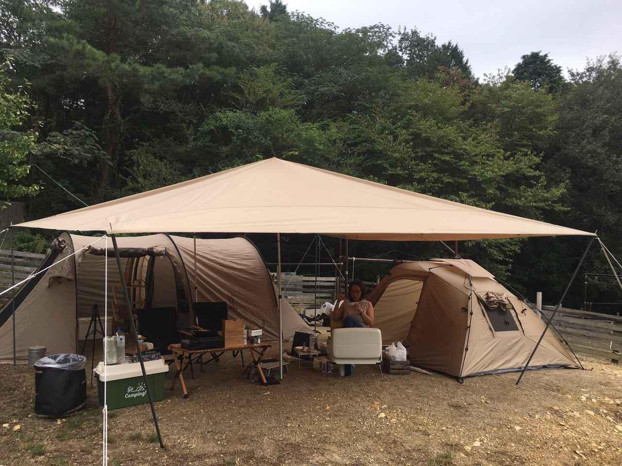 画像2: ライター撮影 happycamper.jp