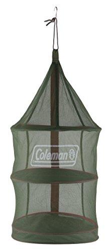 画像2: 「コールマン ハンギングドライネット2」を紹介!キャンプでの食器乾燥&食器棚として大活躍!虫もシャットアウト