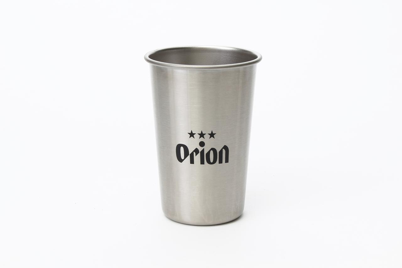 画像2: CHUMSxORIONがコラボTシャツ+パイントカップ発売!この夏はオリオンビールとチャムスでアウトドアを楽しもう!
