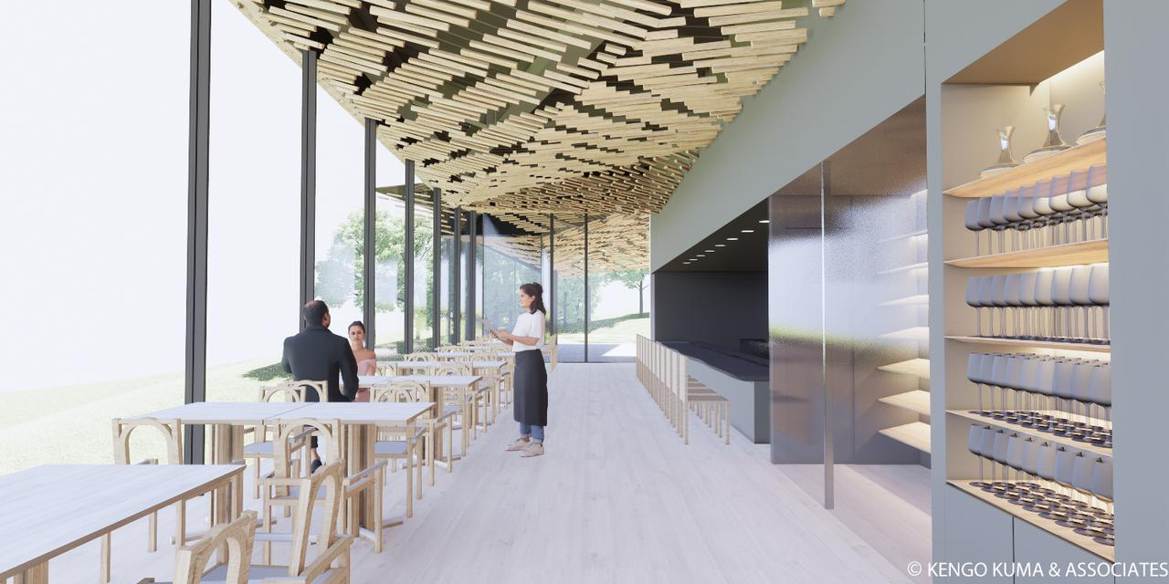 画像: 自然をより身近に感じられるレストラン(イメージ)