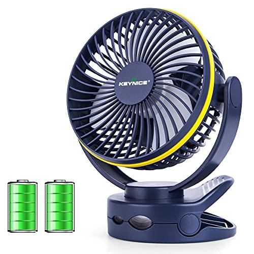 画像2: キャンプにおすすめの扇風機はどれだ!? 卓上式・充電式・ネックファンなどサリーが実際に使って比較検証!