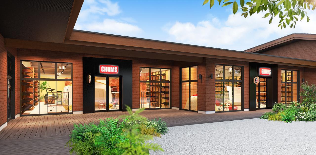 画像: 【新店舗】昭島のモリパークアウトドアヴィレッジに、チャムスの大型店舗が8/6(金)にオープン! - ハピキャン|キャンプ・アウトドア情報メディア
