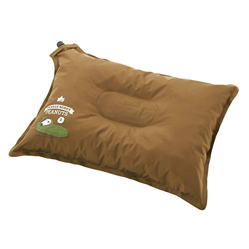 画像2: キャンプの枕でお悩みのあなたへ! ロゴスの『セルフインフレートまくら』が超快適
