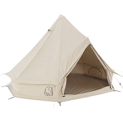 画像1: 【レビュー】ノルディスクのワンポールテント「アスガルド7.1」は2人キャンプにおすすめ!