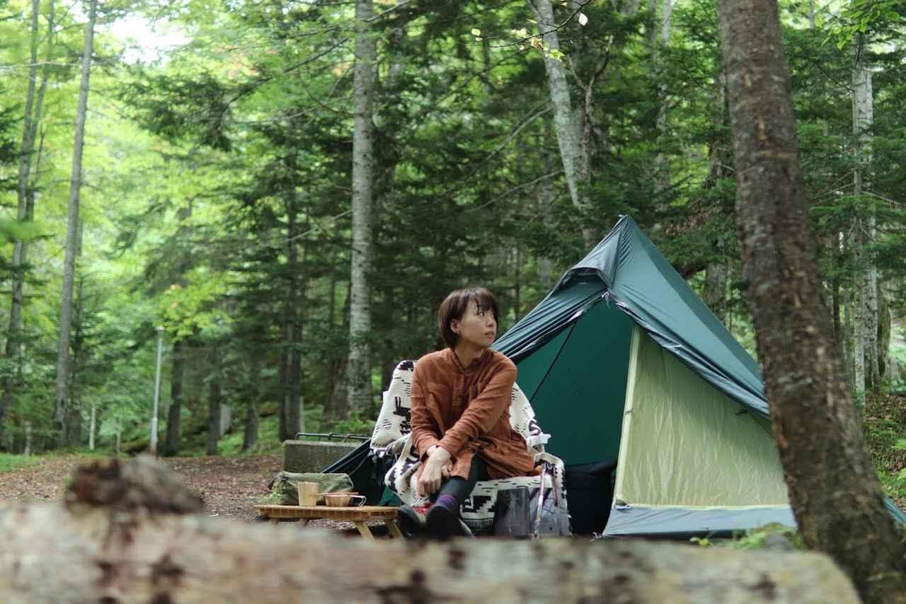 画像: 女性ならではのソロキャンプ 女子ソロキャンに悩みはつきもの?
