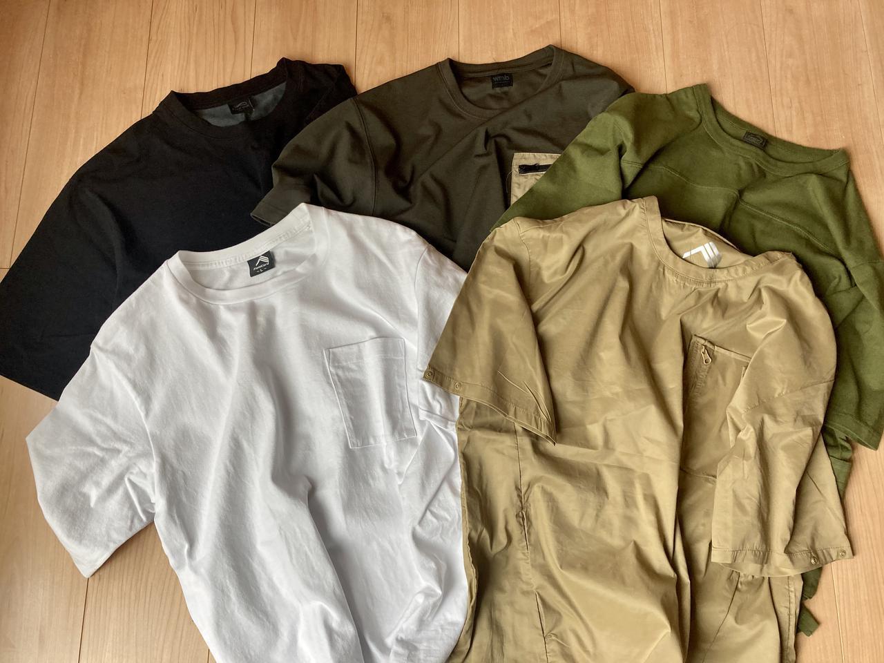 画像: 【夏にまだ間に合う!】ワークマンで買える低価格で機能的なおすすめTシャツ5選 - ハピキャン キャンプ・アウトドア情報メディア