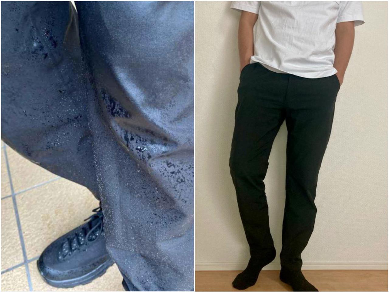 画像: 【ワークマンの防水パンツ】直履き可能! レインウェアにも使える全天候型パンツを徹底レビュー - ハピキャン キャンプ・アウトドア情報メディア