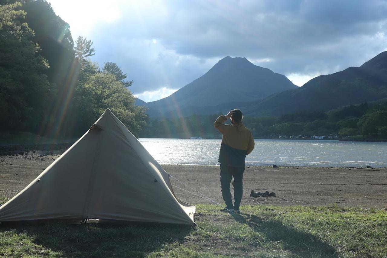 画像: 女性の初めてのソロキャンプはデイキャンプからがおすすめ!