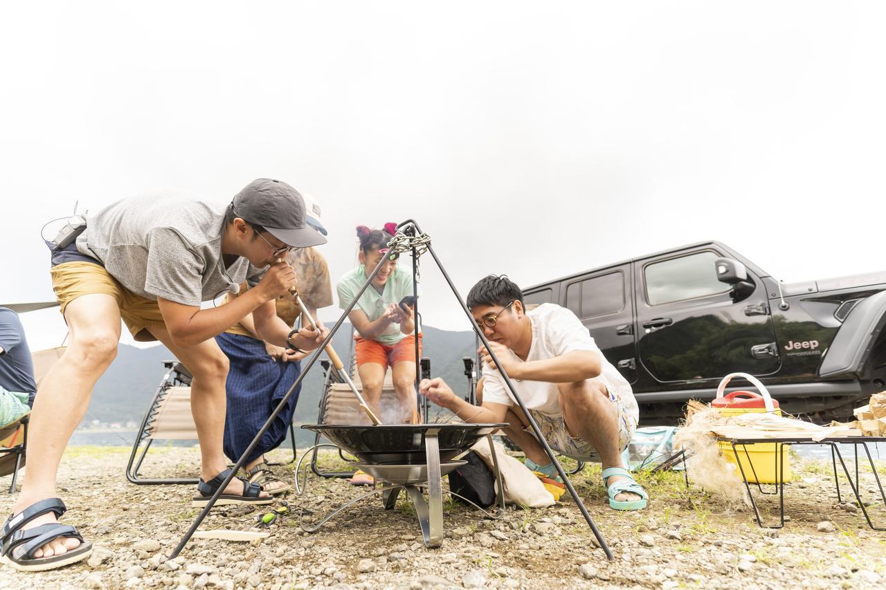 画像: コールマンのチェアやヘリノックスのテーブルなど、こいしゆうかさん愛用のキャンプギア - ハピキャン|キャンプ・アウトドア情報メディア
