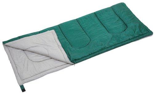 画像1: 夏用寝袋におすすめ!キャプテンスタッグ「プレーリー封筒型シュラフ(寝袋)600」は激安なのに◎