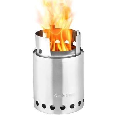 画像2: ソロキャンプ用焚き火台なら!ユニフレーム「ネイチャーストーブ」が軽量&コンパクトでおすすめ