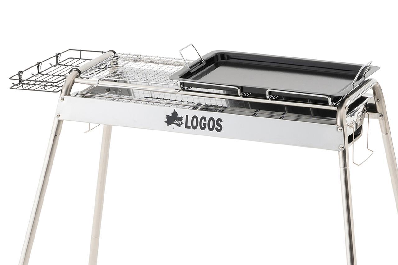 画像: BBQ&鉄板料理イメージ※市販の鉄板をご使用いただけます