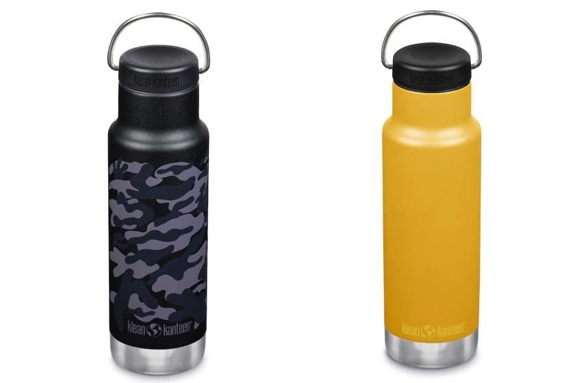 画像1: 真空断熱構造のインスレートタイプのボトルがリニューアル