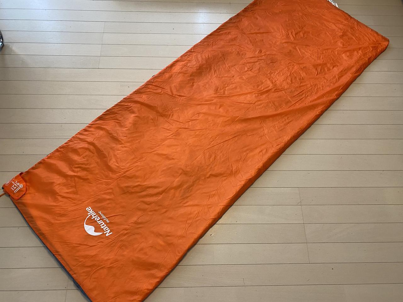 画像: ネイチャーハイクの夏用寝袋「ミニウルトラライト スリーピングバッグ」が超コンパクト&軽くて快適! - ハピキャン|キャンプ・アウトドア情報メディア