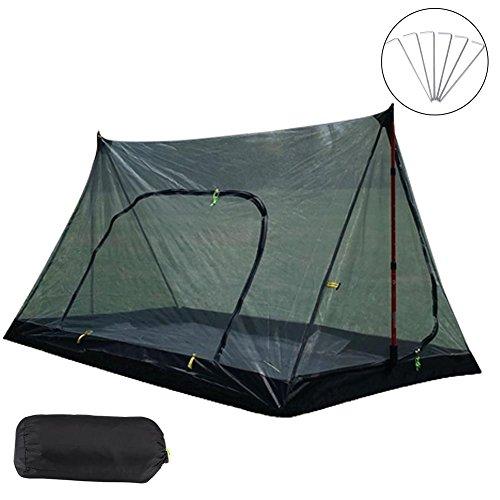 画像3: 【暑さ対策】テント泊でも涼しく快適に眠れる6つの対策!夏キャンプの寝苦しさにさよなら