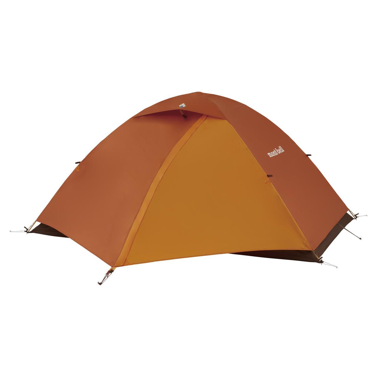 画像2: mont-bell(モンベル)が2021年秋冬アイテムを発表!キャンプや秋冬のアウトドアアイテム最新ラインナップに注目
