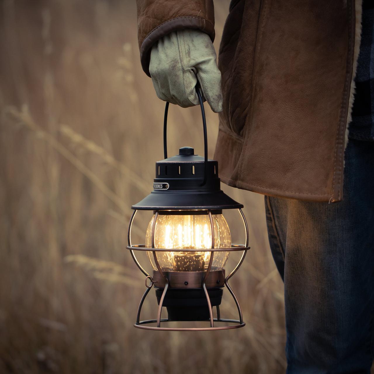 画像: Railroad Lantern(レイルロードランタンLED)は不動の一番人気!