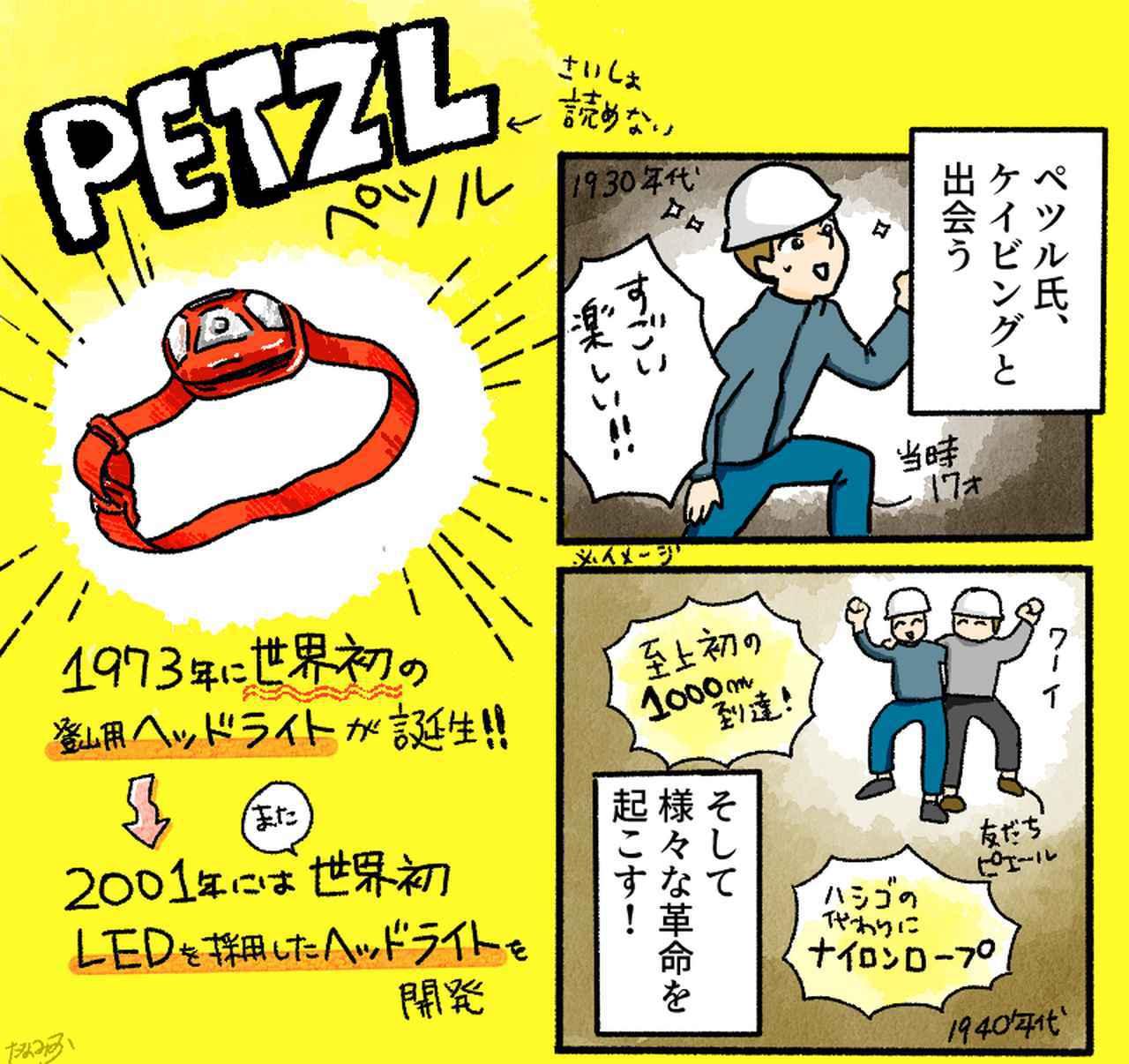 画像: 【PETZL(ペツル)】とは? 世界初のLEDを採用した登山用ヘッドライト! フランスのアウトドアブランド