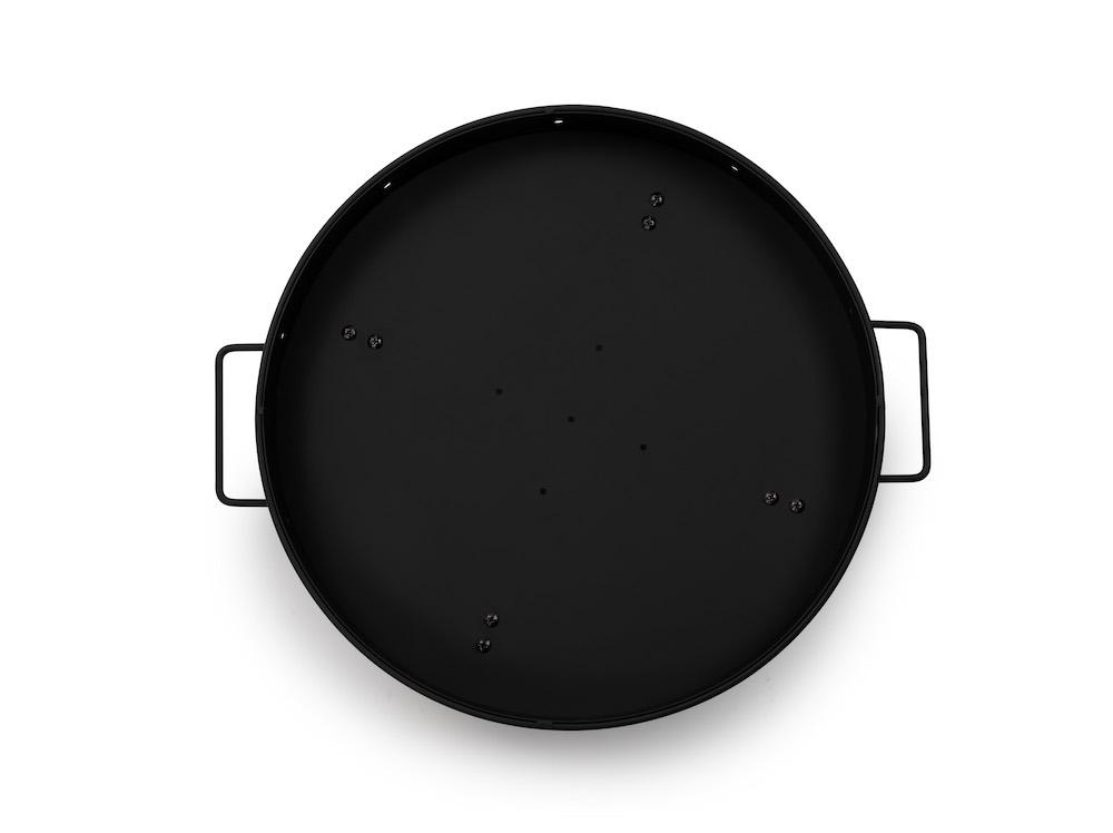画像2: 焚き火も料理も楽しめる「カウボーイグリル チャコールトレイ」