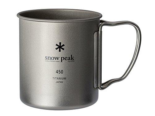 画像1: 【スノーピークマグカップ】チタンシングルマグは軽量・折り畳み可能で持ち運びにGOOD