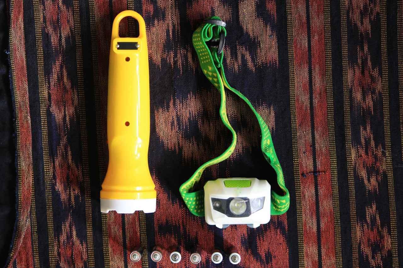画像: ヘッドライトってキャンプに必要? キャンプで使うことのメリット