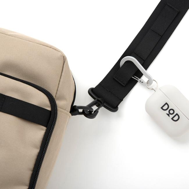 画像8: DODブランドブック第三弾!キャンプに日常に旅行に、うっかり毎日使ってしまうトランスフォームショルダーバッグを宝島社より発売!