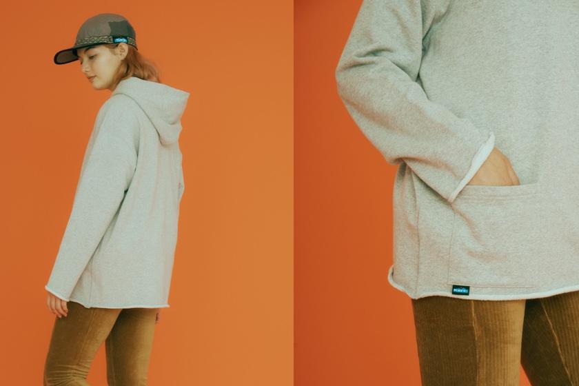 画像5: ロゴTシャツ&スウェット by KAVU(カブー)