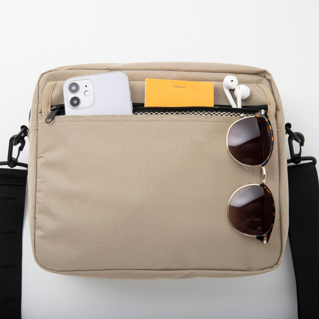 画像6: DODブランドブック第三弾!キャンプに日常に旅行に、うっかり毎日使ってしまうトランスフォームショルダーバッグを宝島社より発売!