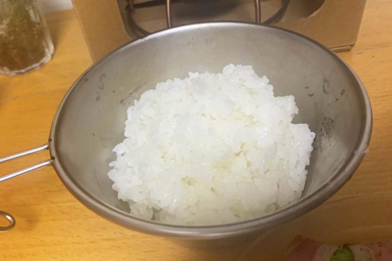 画像: 【キャンプ炊飯】アウトドアでお米を美味しく炊く! たった一つのテクニックでご飯に変化を! - ハピキャン|キャンプ・アウトドア情報メディア