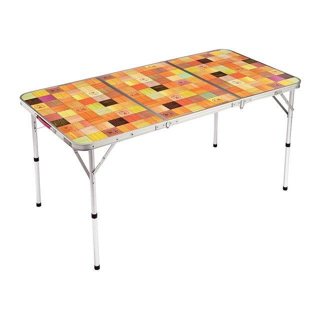 画像2: 【100均(ダイソー)商品でキャンプテーブルを自作】キャンプ・アウトドアで大活躍