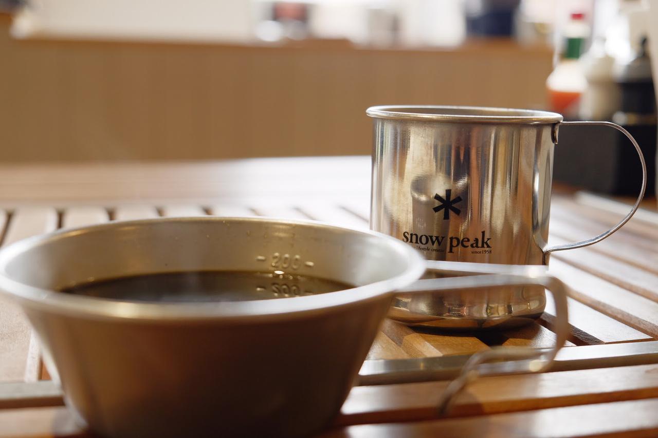 画像: スノーピーク製マグカップの特徴