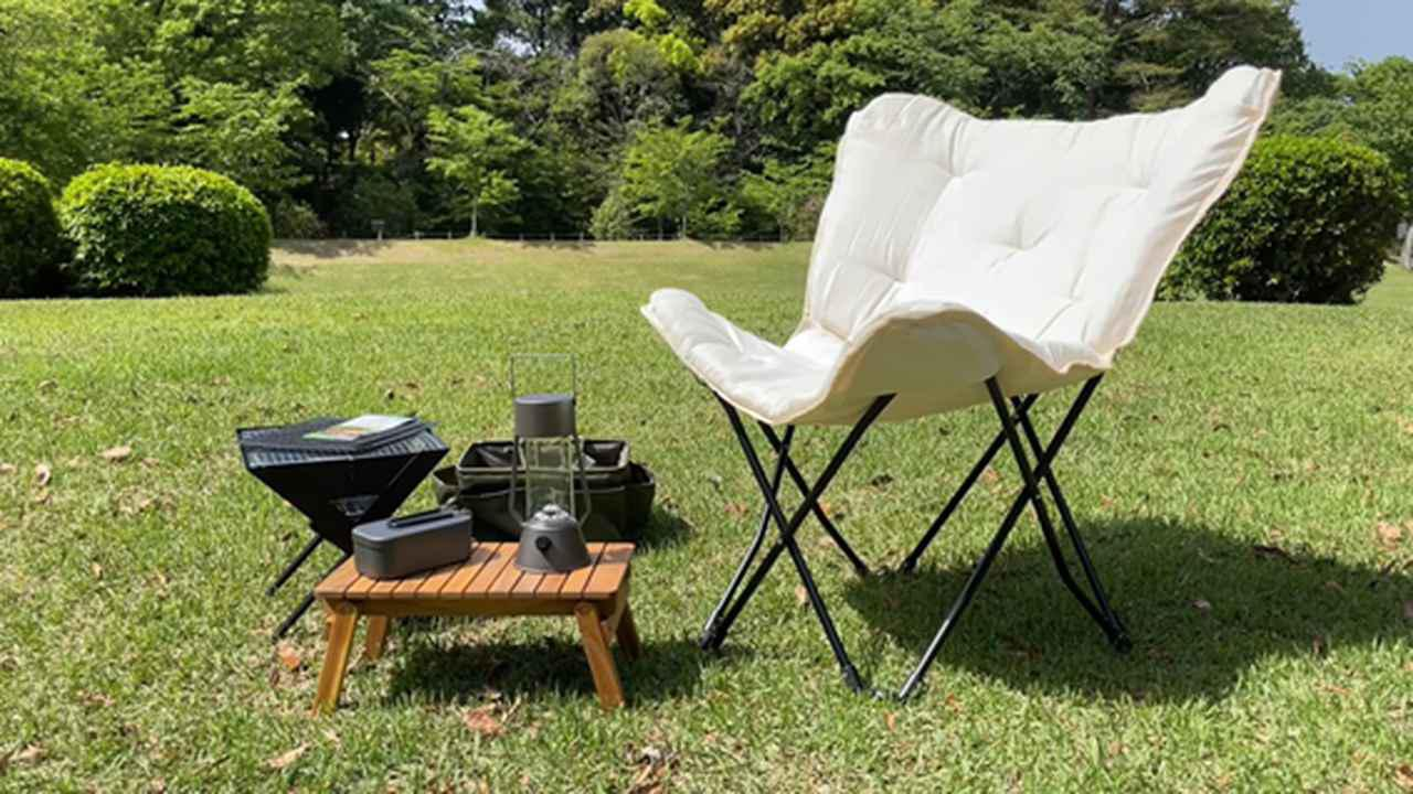 画像: ニトリのアウトドアグッズが熱い!デザイン&機能性バツグンの新作ギアを人気Youtuber・FUKUさんが徹底解説 - ハピキャン|キャンプ・アウトドア情報メディア