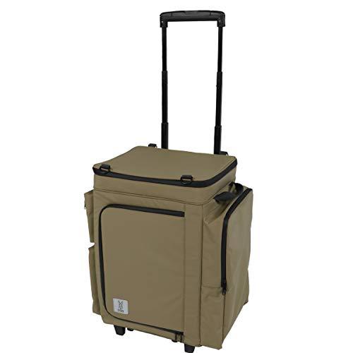 画像1: 【DODバベコロ2レビュー】出し入れ簡単! 収納力抜群の冷蔵庫型クーラーボックス
