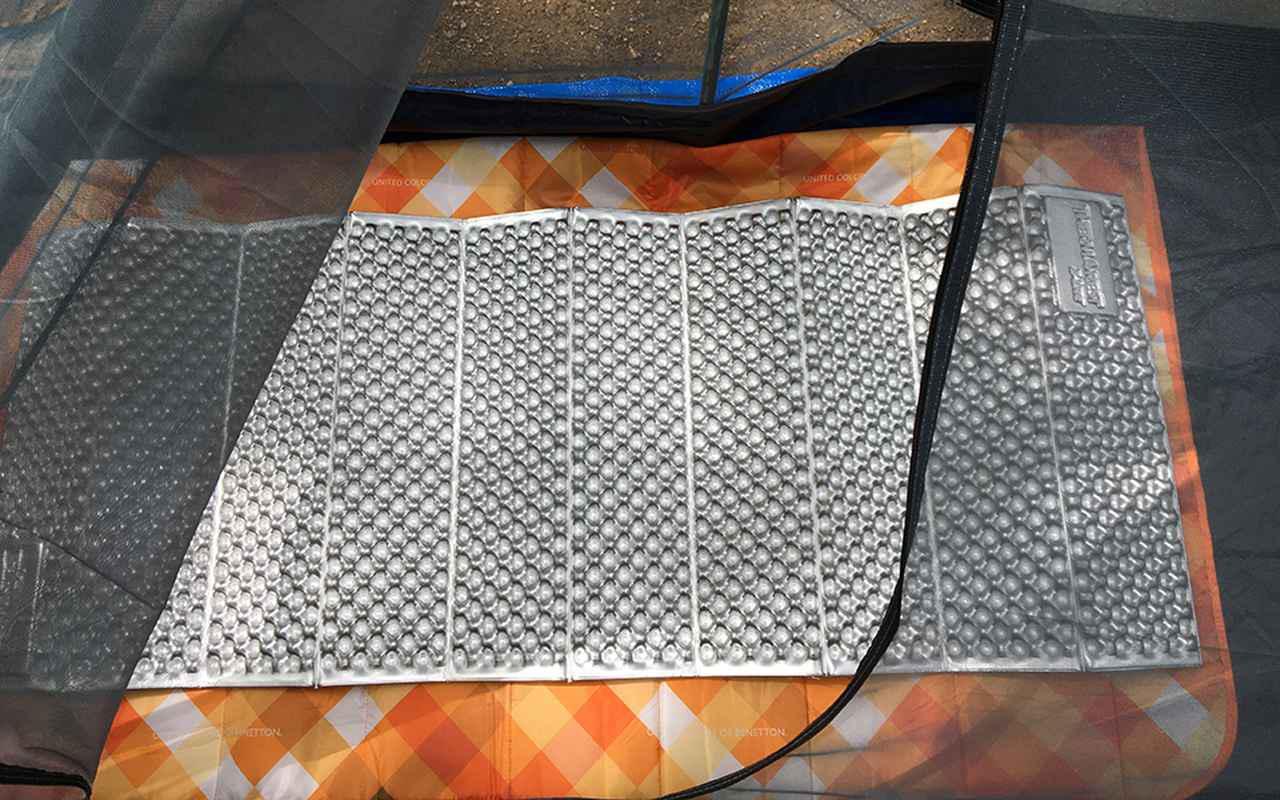 画像: サーマレストのマット『Zライトソル』をレビュー 実際に使ってみて他のマットとの違いを比較! - ハピキャン キャンプ・アウトドア情報メディア