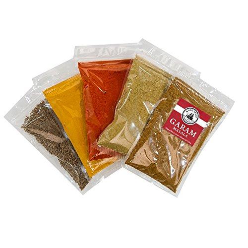 画像1: 【レシピ紹介】キャンプで本格スパイスカレー!スーパーにも売っている4種類のスパイスを使った絶品チキンカレー