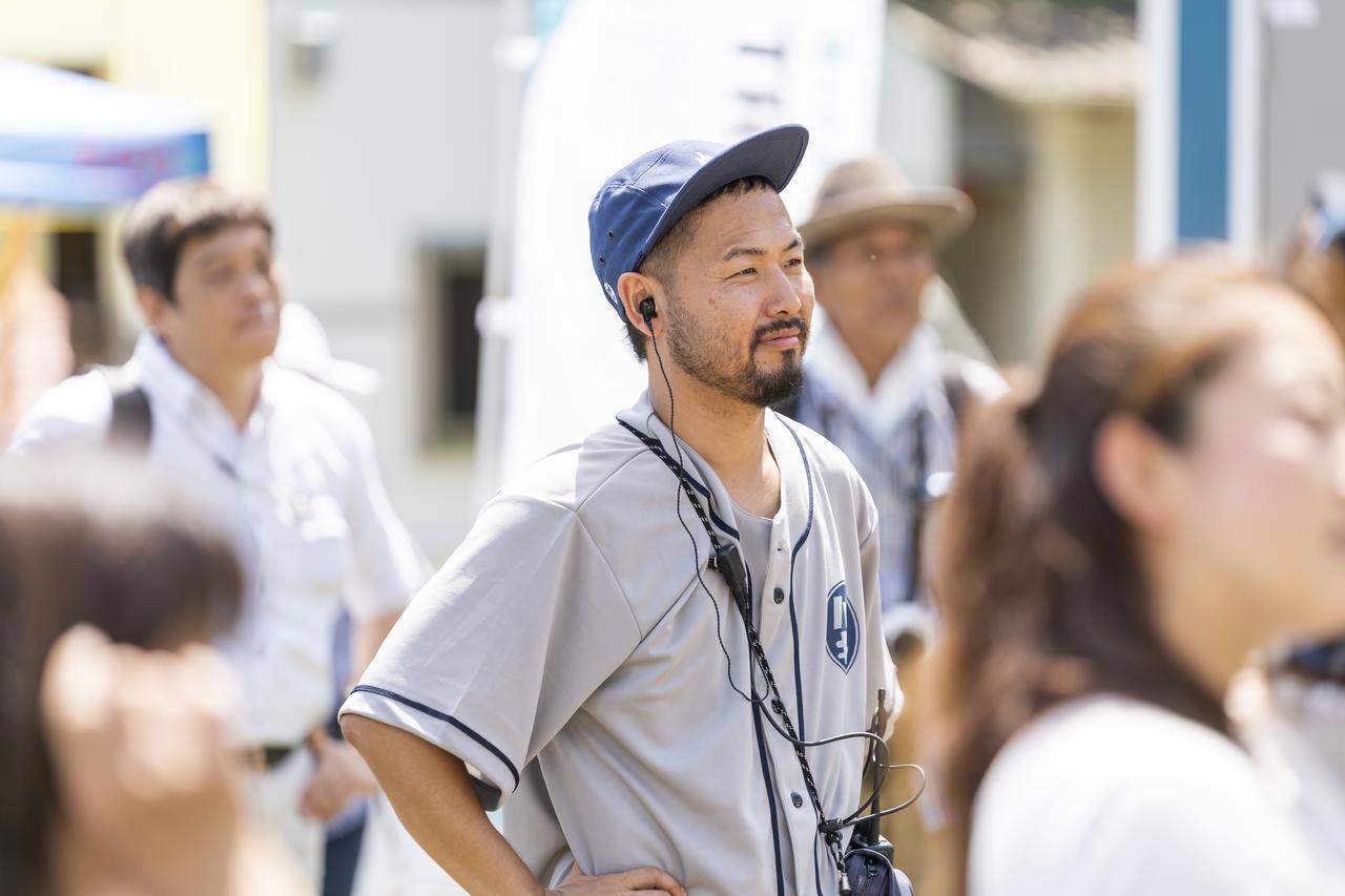 画像: ハピキャン編集長 大西真裕 ※ 写真は2019年8月撮影