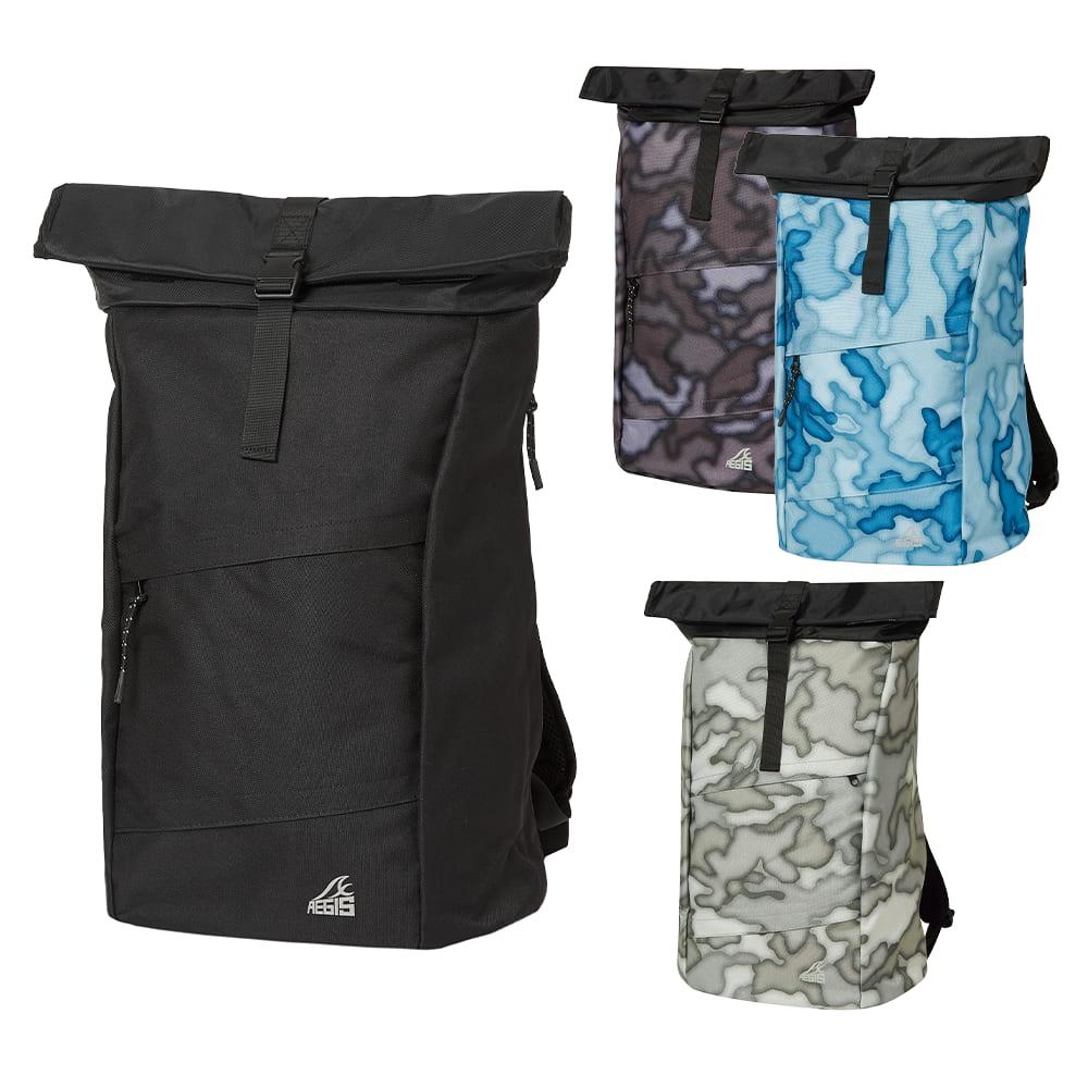 画像2: ワークマンの防水リュックおすすめ6選 雨の登山&キャンプ・バイクツーリングにも
