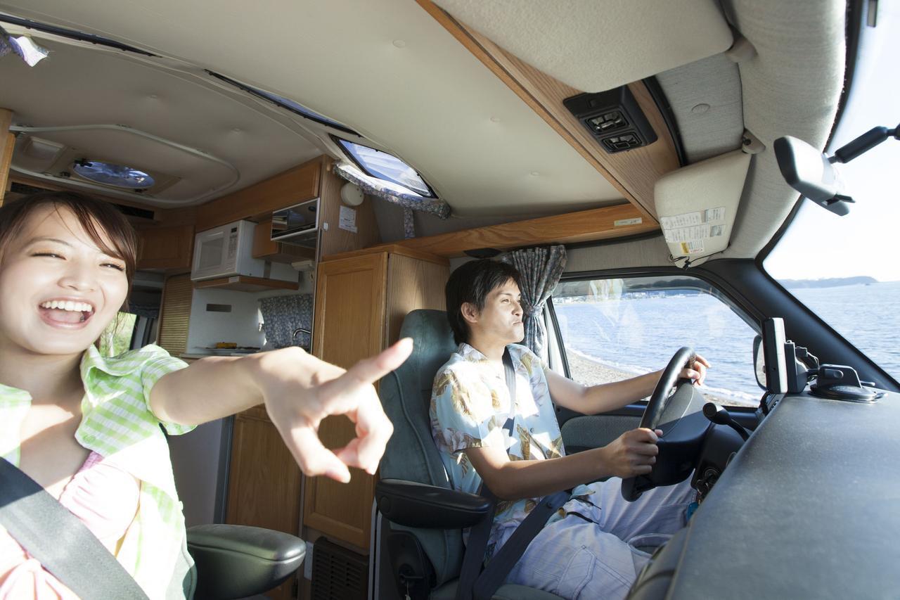画像: キャンピングカーで特別なキャンプを! おすすめのレンタル方法と使い方 - ハピキャン|キャンプ・アウトドア情報メディア