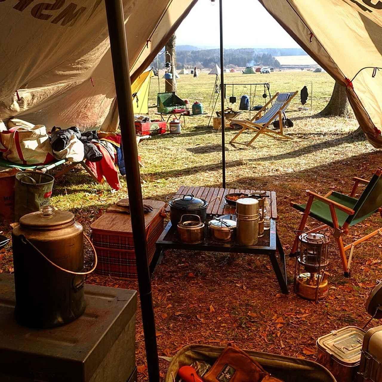 画像: キャンプは防災にもなり生涯できる自然体験 自分流にアレンジする楽しみも味わってみませんか