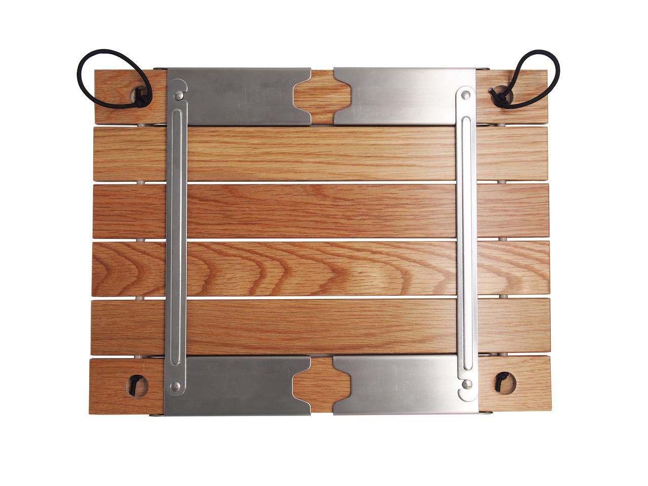 画像2: 【CAPTAIN STAG × 村の鍛冶屋】ライバルの共演!オリジナル木製ロールテーブルを9/17より限定500台発売