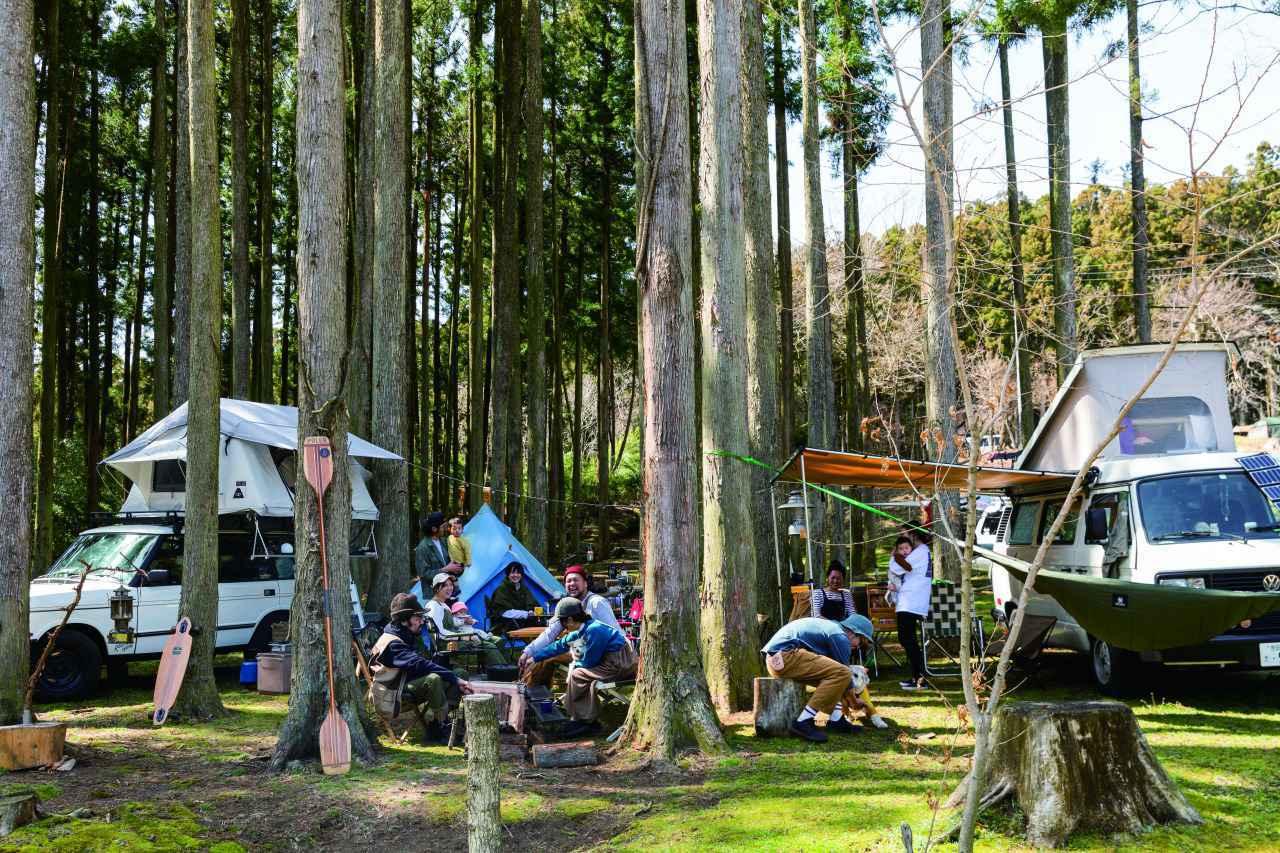画像: 全身全霊でキャンプを楽しむ人は「ブレないテーマ」を持っている! 車を中心としたこだわりキャンプスタイルを披露 - ハピキャン|キャンプ・アウトドア情報メディア