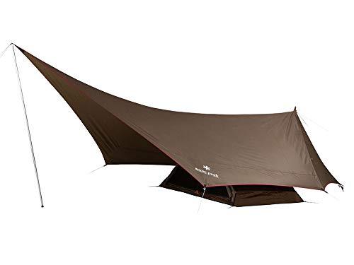 画像1: 秋冬キャンプのテントの選び方を伝授!春まで使えるテンマクデザイン「サーカスTCDX」がオススメ