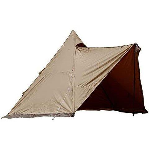 画像2: 秋冬キャンプのテントの選び方を伝授!春まで使えるテンマクデザイン「サーカスTCDX」がオススメ