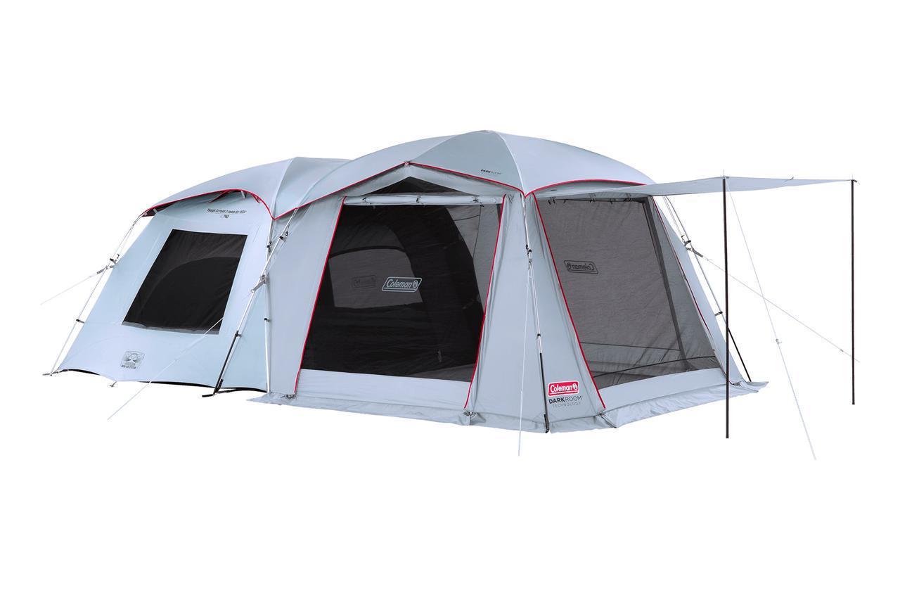 画像: コールマン2022年新製品速報!より涼しさを追求したテント編 - ハピキャン キャンプ・アウトドア情報メディア