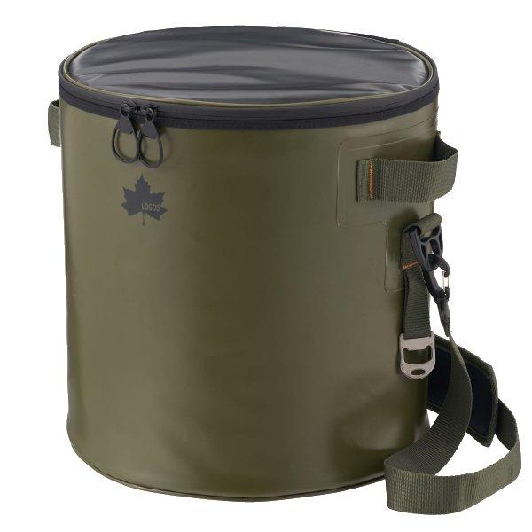 画像1: 大容量ソフトクーラーならコレ!LOGOS(ロゴス)のおすすめ保冷バッグ「防水ドラムパーティークーラー」レビュー