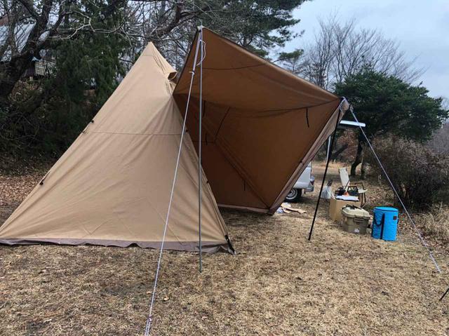 画像1: 万能テント「サーカスTC DX」を実際に使ってみてわかった5つのポイントを徹底解説 - ハピキャン|キャンプ・アウトドア情報メディア
