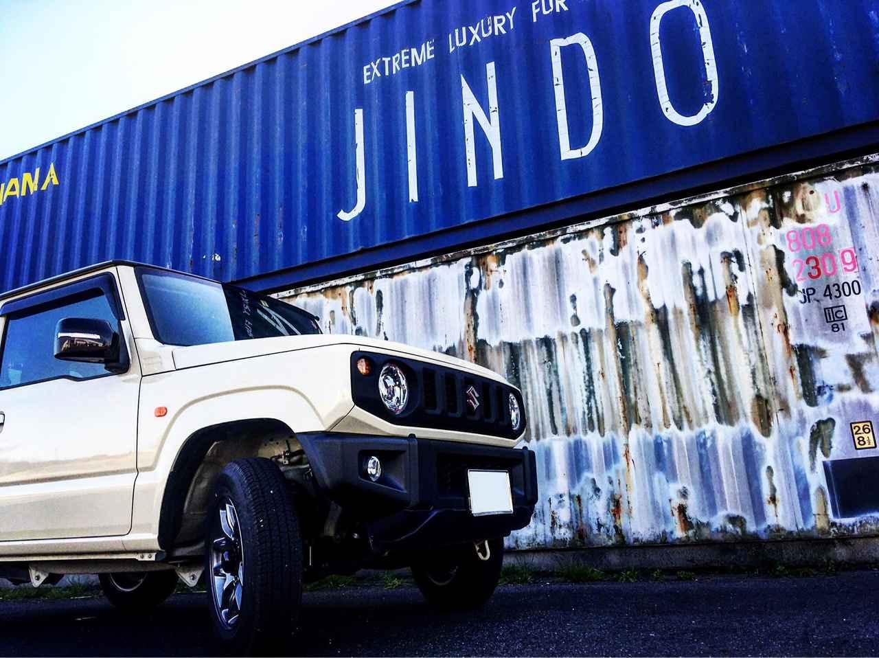画像1: ジムニーで冬のソロキャンプ車中泊! 必要な装備&おすすめの道具もご紹介